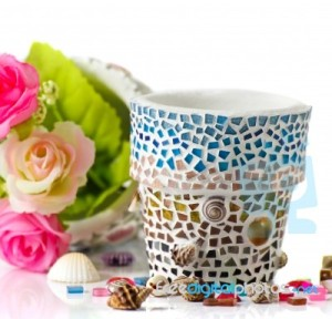 Mosaic Stepping Stone or Flower Pot Workshop @ ReFind | Bay Head | New Jersey | United States