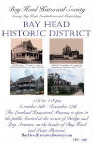 Bay Head Historic District @ LoveLand Homestead Museum | Point Pleasant | New Jersey | United States