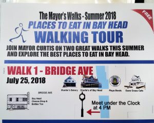 Mayor's Wellness Campaign Walk 1
