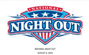Bay Head National Night Out @ Bay Head Borough Hall Parking Lot