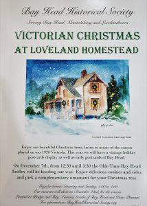 Victorian Christmas at Loveland Homestead @ Loveland Homestead