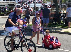 2021 3rd Annual July 4th Bike Parade @ Sacred Heart Church