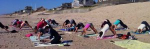 Howe Street Beach Yoga @ Howe Street Beach