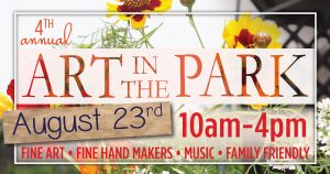 4th Annual Art in the Park...and Beyond @ Centennial Park