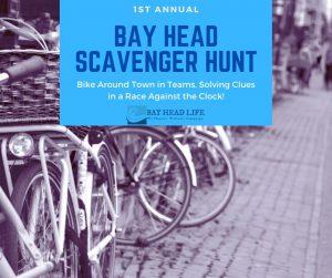 1st Annual Town Wide Scavenger Hunt @ Centennial Park