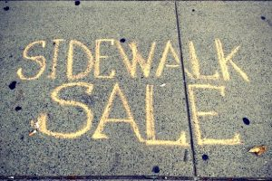 2020 Bay Head Sidewalk Sales